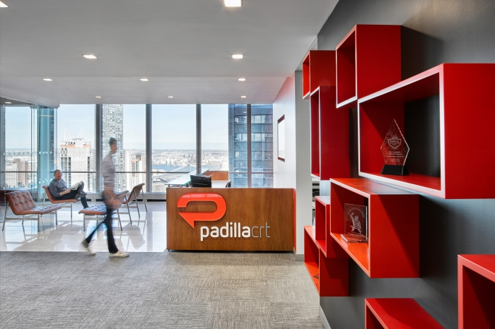 PadillaCRT Offices – New York City
