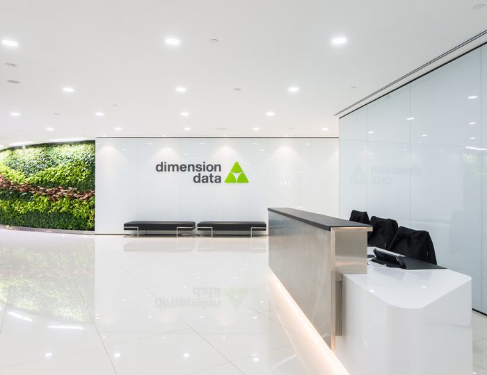Dimension Data Offices – Singapore